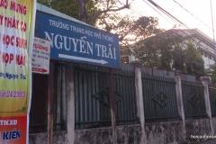 Nguyễn Trãi 2013