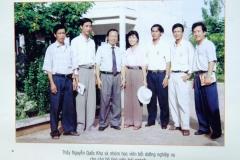 Thống Kê 2001 - 2005